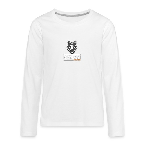 Casquette bynzai - T-shirt manches longues Premium Ado