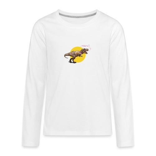 Tyraminou - T-shirt manches longues Premium Ado