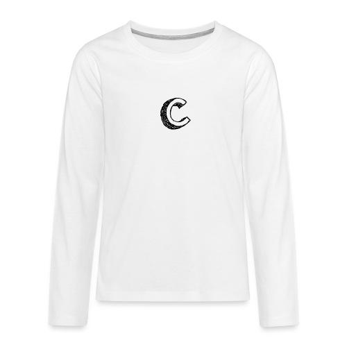 Cray MausPad - Teenager Premium Langarmshirt