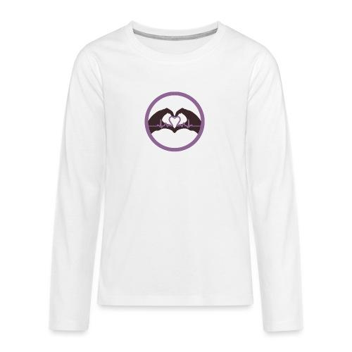Logo ASC - T-shirt manches longues Premium Ado