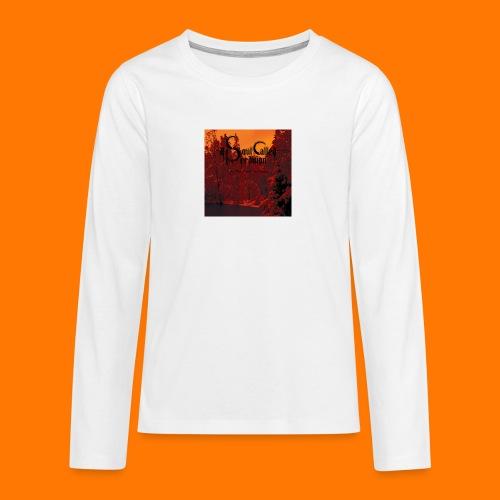 ASCP DAWN FRONT - Teenagers' Premium Longsleeve Shirt
