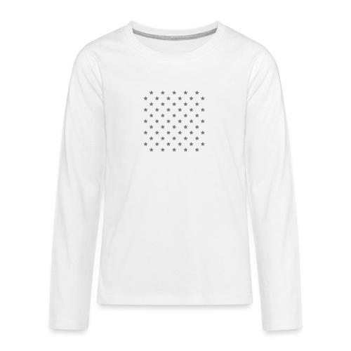 eeee - Teenagers' Premium Longsleeve Shirt