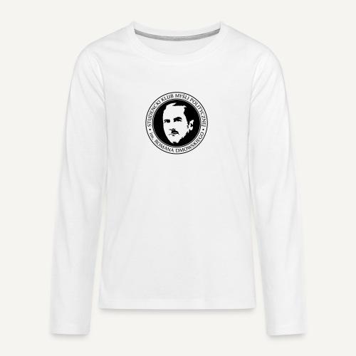skmp - Koszulka Premium z długim rękawem dla nastolatków