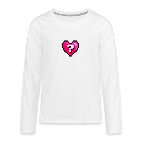 AQuoiValentin - T-shirt manches longues Premium Ado