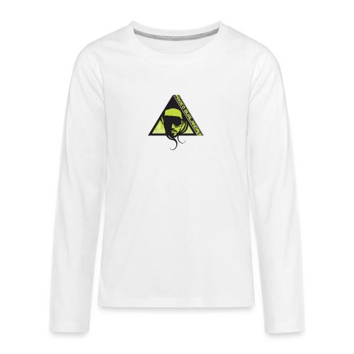 PACKO LOGO 2017 RGB PNG - Teenagers' Premium Longsleeve Shirt