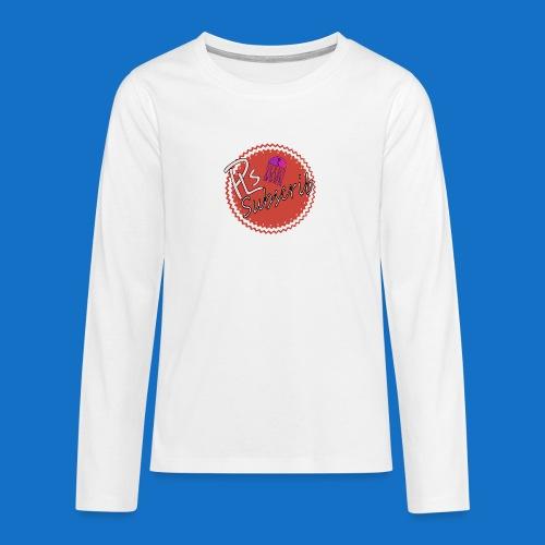PLsSubscrib - Teenagers' Premium Longsleeve Shirt