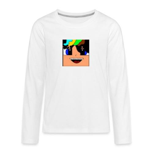 JakerLakerGamer - Teenagers' Premium Longsleeve Shirt