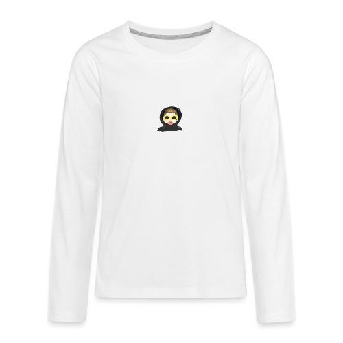 Portrait - Teenagers' Premium Longsleeve Shirt
