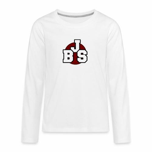 JBSSQUAD - Teenager Premium shirt met lange mouwen