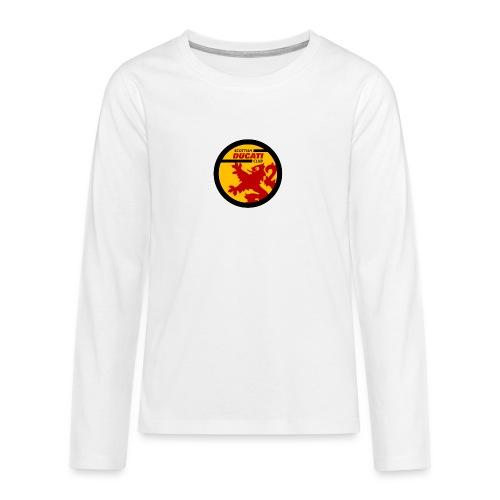 GIF logo - Teenagers' Premium Longsleeve Shirt