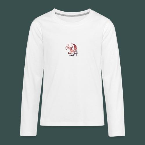 tigz - Teenager Premium Langarmshirt