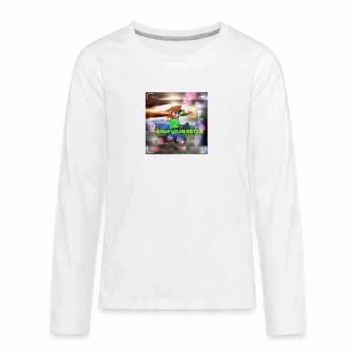Il mio personaggio - Maglietta Premium a manica lunga per teenager