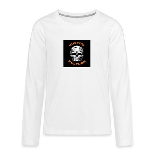 Sans Maxilaire - T-shirt manches longues Premium Ado