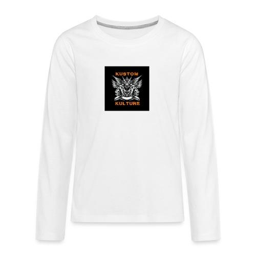DOHC - T-shirt manches longues Premium Ado
