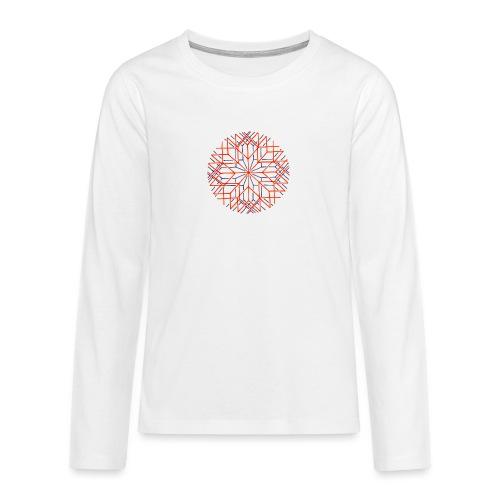 Altered Perception - Teenagers' Premium Longsleeve Shirt