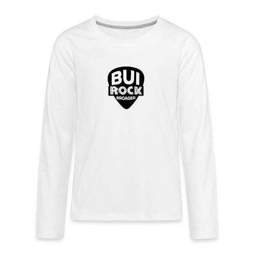 BUI ROCK - Teenager premium T-shirt med lange ærmer