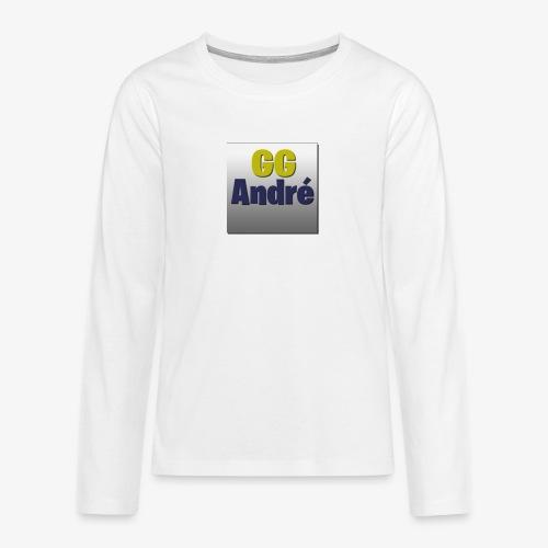 GG andre2 - Premium langermet T-skjorte for tenåringer