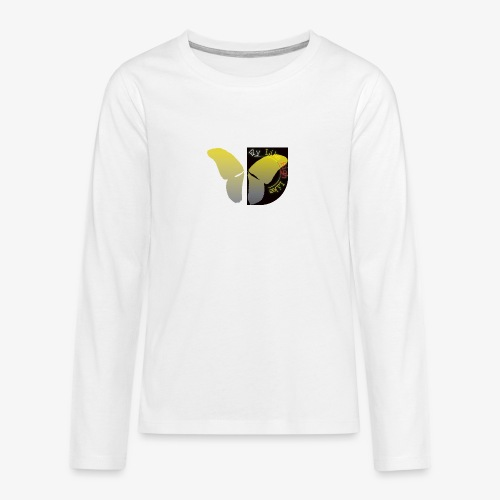 Butterfly high - Teenager Premium Langarmshirt