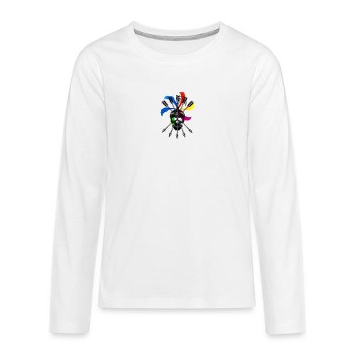 Blaky corporation - Camiseta de manga larga premium adolescente