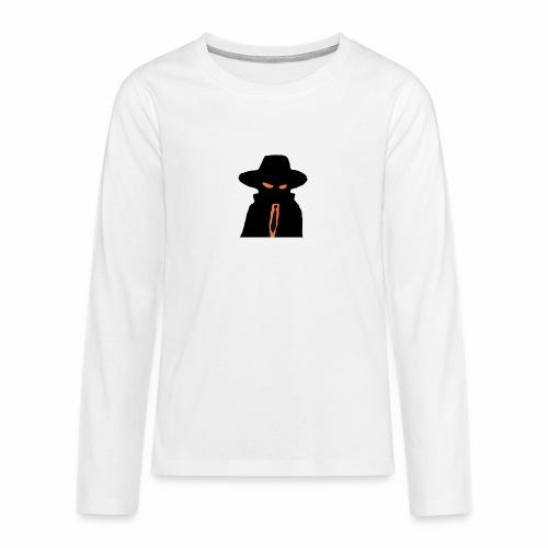 Brewski Herr Hemlig ™ - Teenagers' Premium Longsleeve Shirt