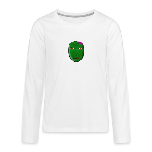 DELIVE - Koszulka Premium z długim rękawem dla nastolatków