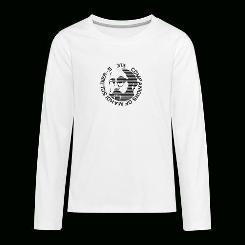 313 SOLDIER S - Teenager Premium Langarmshirt