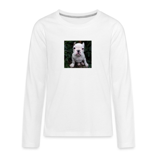 Billy Puppy 2 - Teenager Premium shirt met lange mouwen