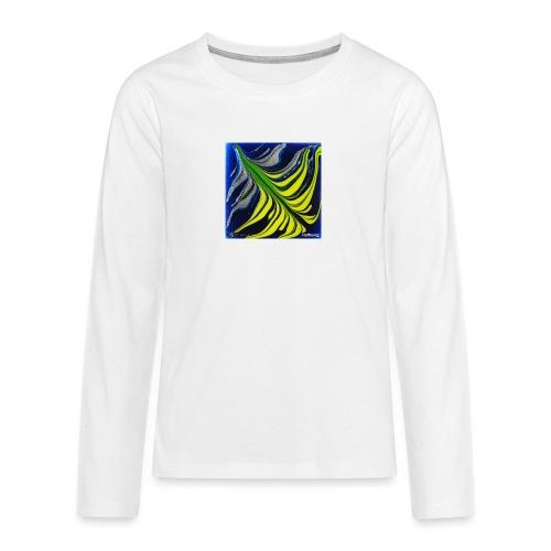 TIAN GREEN Mosaik DK037 - Hoffnung - Teenager Premium Langarmshirt