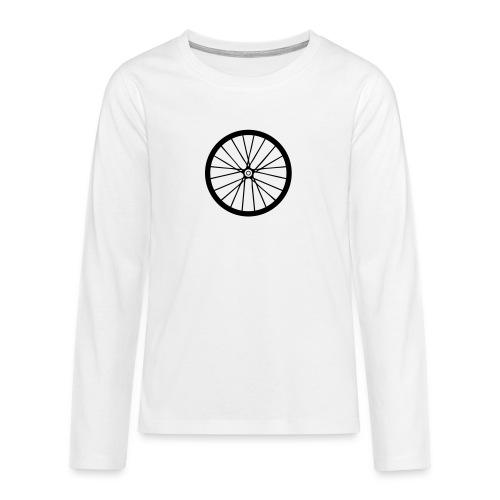 Laufrad - Teenager Premium Langarmshirt