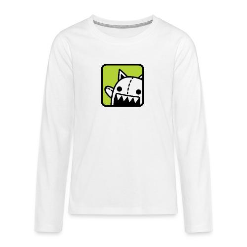 Legofarmen - Långärmad premium T-shirt tonåring