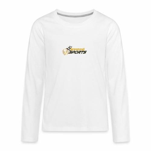 Leverest Sports - Teenager Premium Langarmshirt