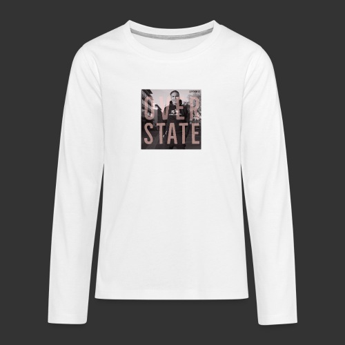 LEYTHOUSE OVERSTATE - Teenagers' Premium Longsleeve Shirt