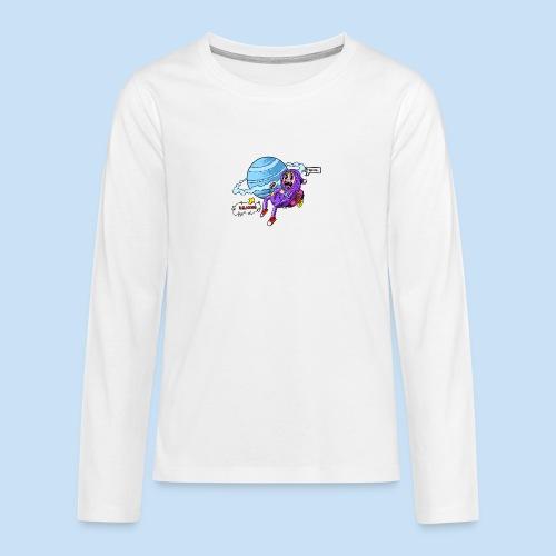 Prepare Uranus - Teenager Premium Langarmshirt