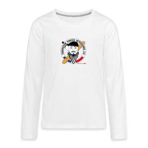 FFi Anonymous - T-shirt manches longues Premium Ado