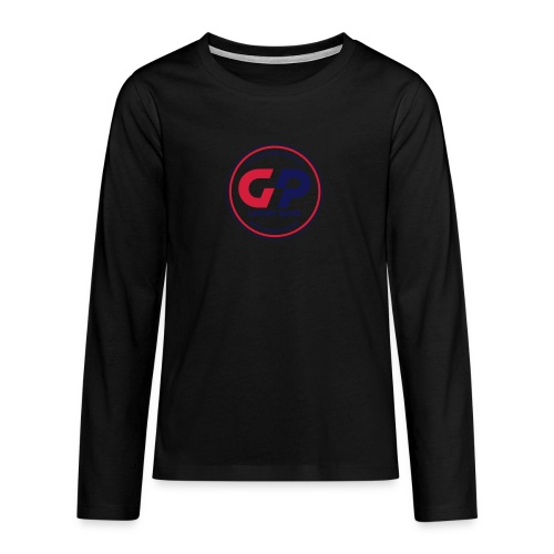 retro - Teenagers' Premium Longsleeve Shirt