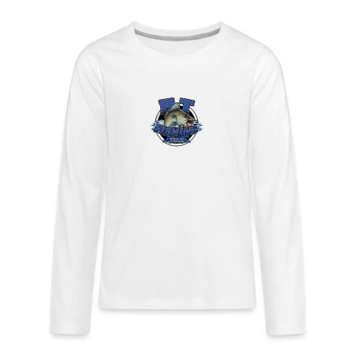 HT Fishing Team - Teinien premium pitkähihainen t-paita