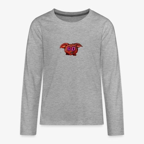 Tit monstre II - T-shirt manches longues Premium Ado