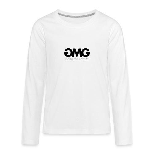 GMG - Teenager Premium shirt met lange mouwen