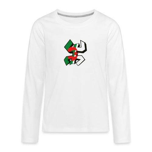 algérien - T-shirt manches longues Premium Ado