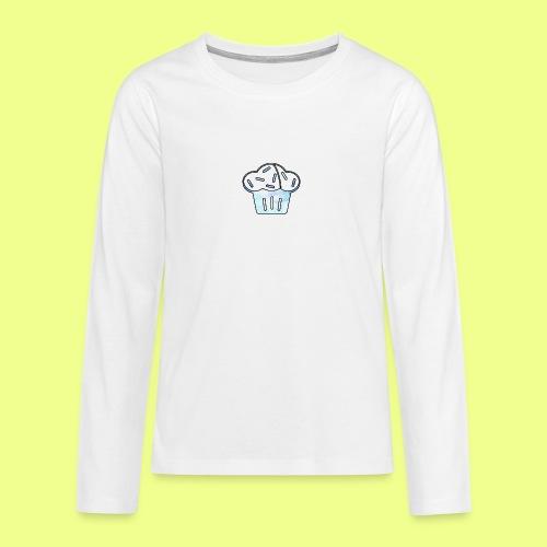 Pastel - Camiseta de manga larga premium adolescente