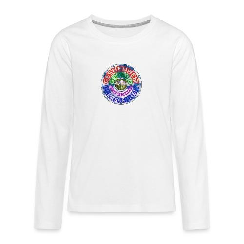Besonderes Fruehjahr 2020 - Teenager Premium Langarmshirt
