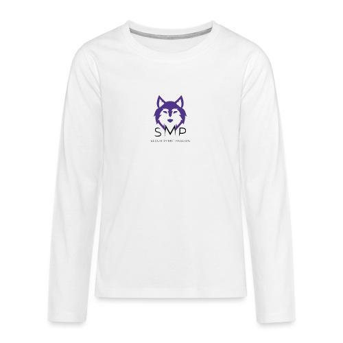 Security mit Passion Merchandise - Teenager Premium Langarmshirt