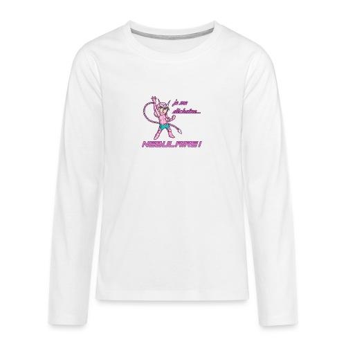 Shun - Déchaîne Nébulaire - T-shirt manches longues Premium Ado