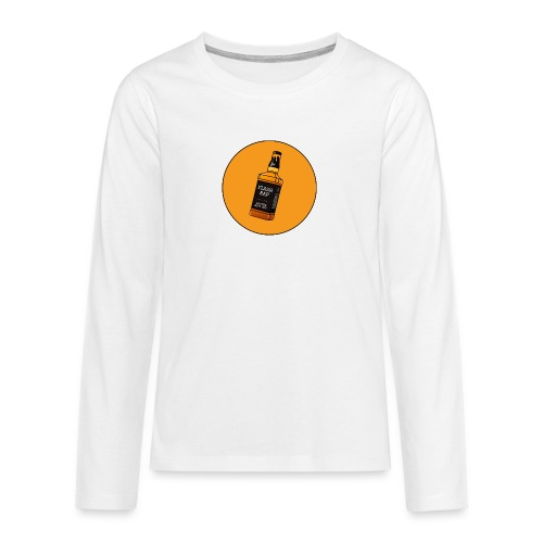 Logo Flash Rap - T-shirt manches longues Premium Ado