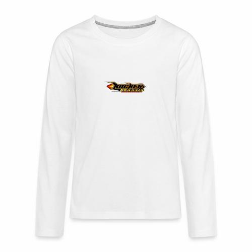 Raketen Chassis - Teenager Premium Langarmshirt