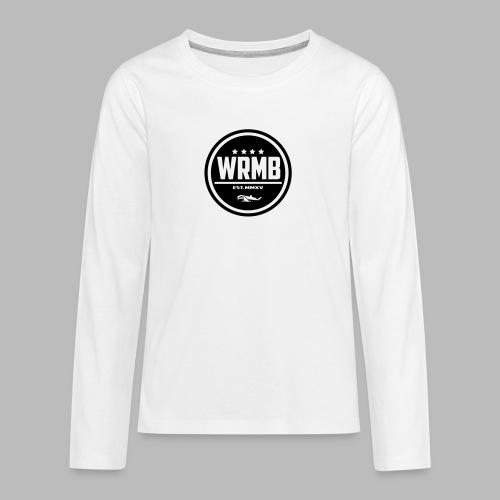 Balise principale - T-shirt manches longues Premium Ado