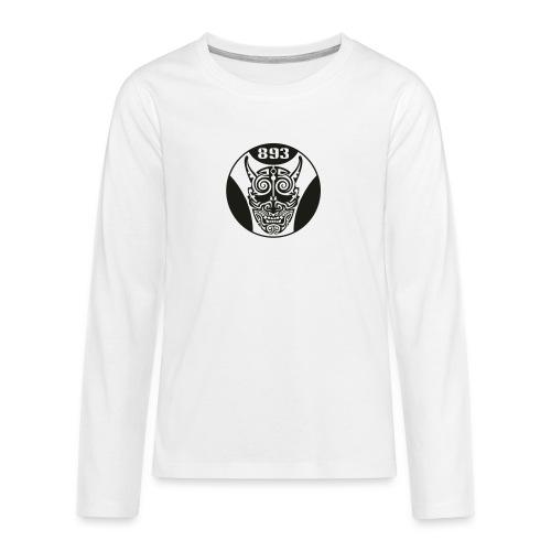 yakuza one color - T-shirt manches longues Premium Ado