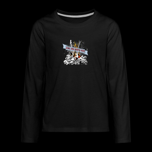 long live - Långärmad premium T-shirt tonåring