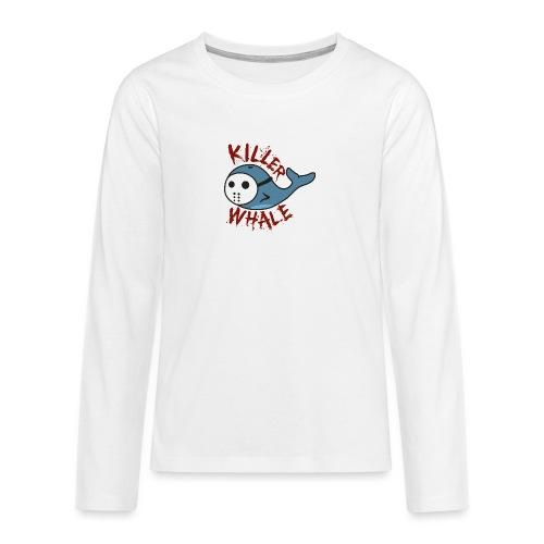 Killer Whale - Teenager Premium Langarmshirt