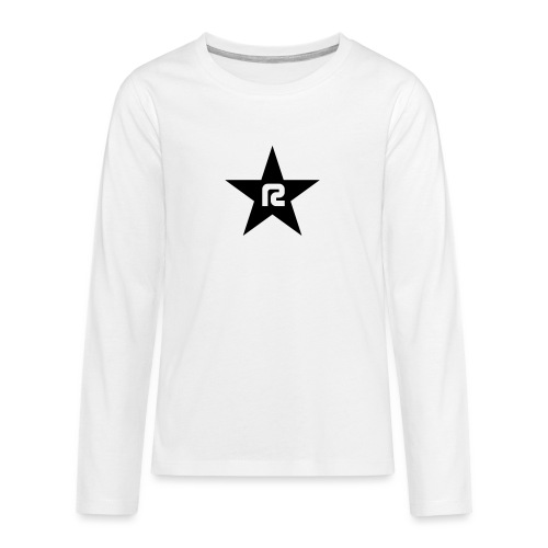R STAR - Teenager Premium Langarmshirt